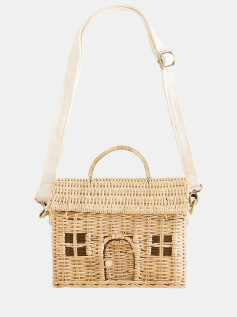Olli Ella Casa Bag | Straw