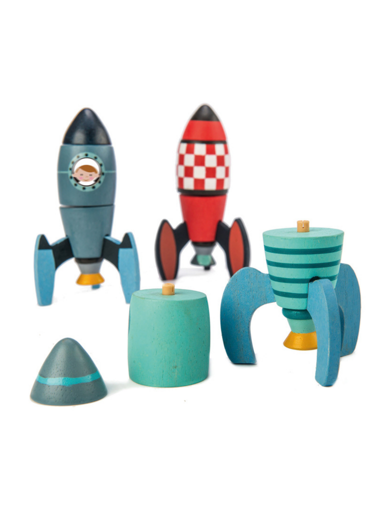 Rocket Construction Set