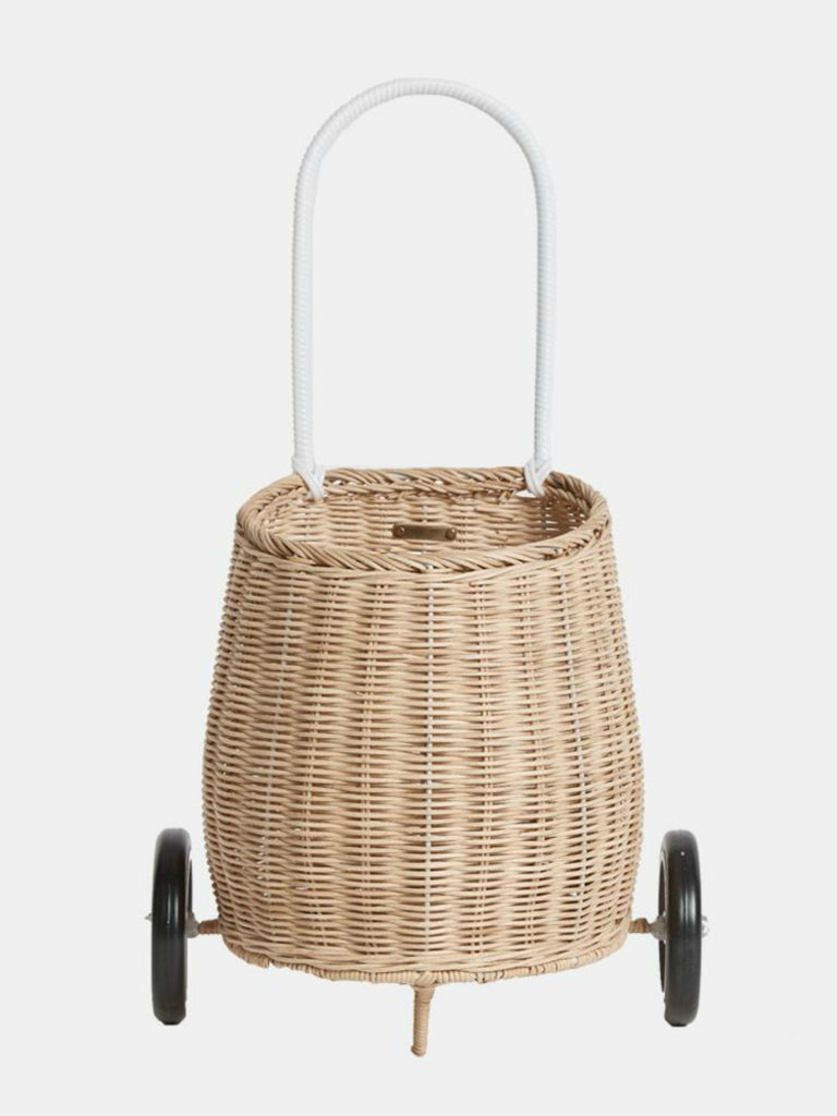 Luggy Basket | Straw