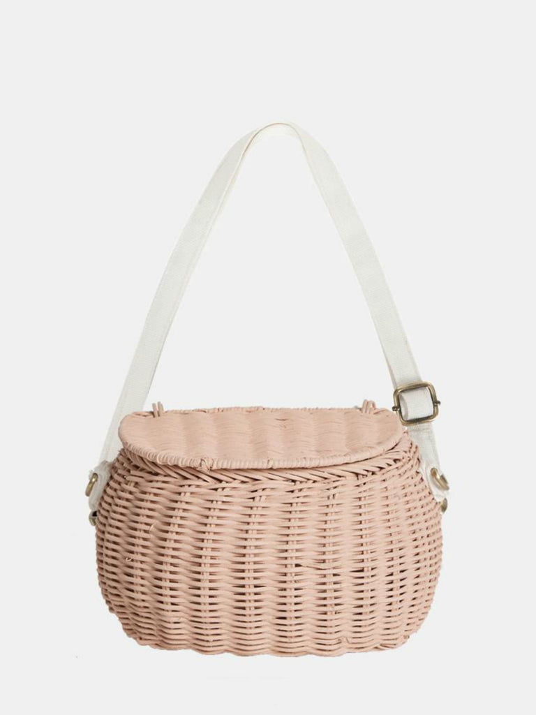 Mini Chari Bag | Rose