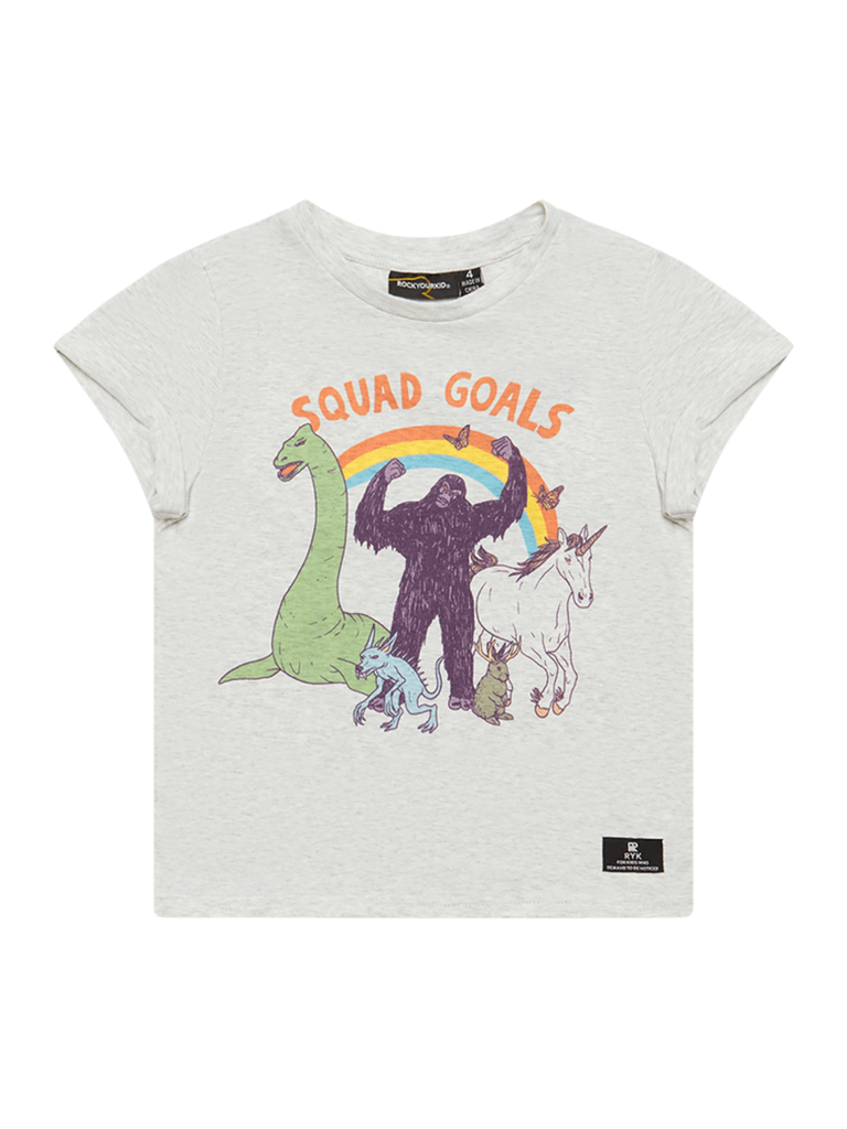 Rock Your Baby Squad Goals T-Shirt