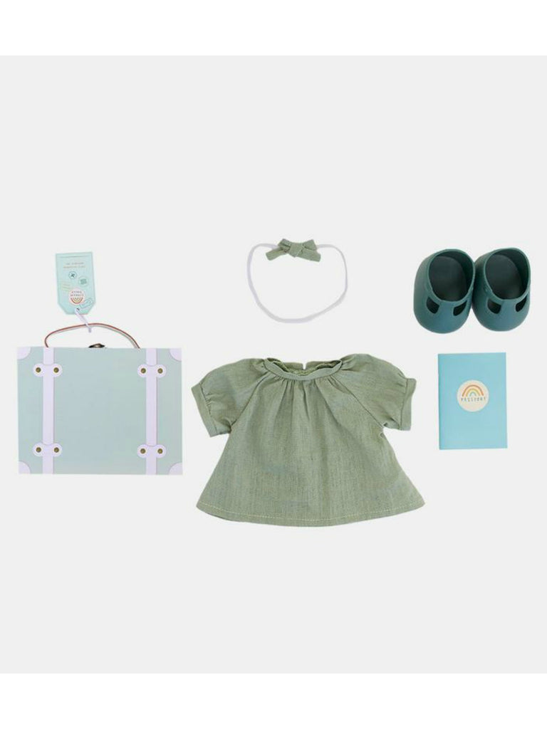 Olli Ella Dinkum Doll Travel Togs | Mint