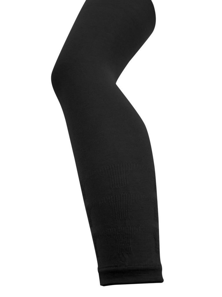 Roma Footless Tight | Black