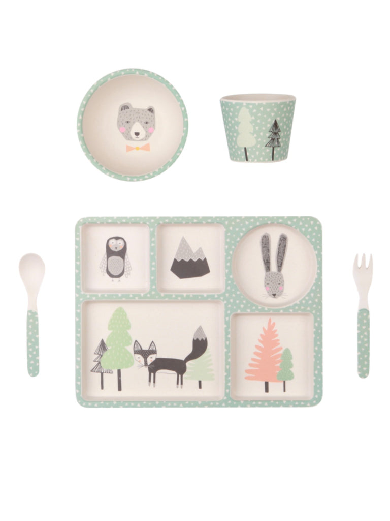 Divide Plate Set | Fox and Friends