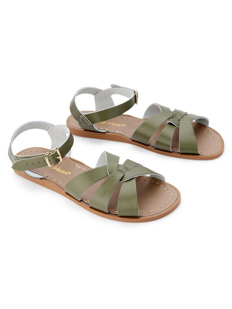 Salt Water Sandals Womens | Original Olive