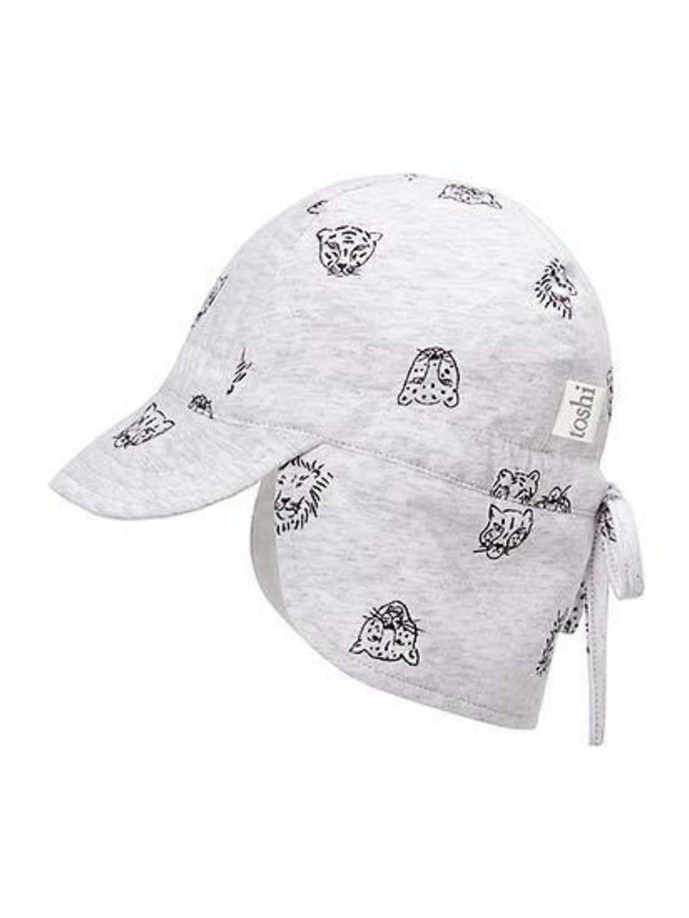 Flap Cap Bambini | Big Cats
