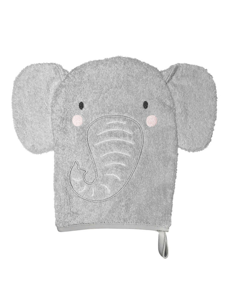 Elephant Wash Mitt