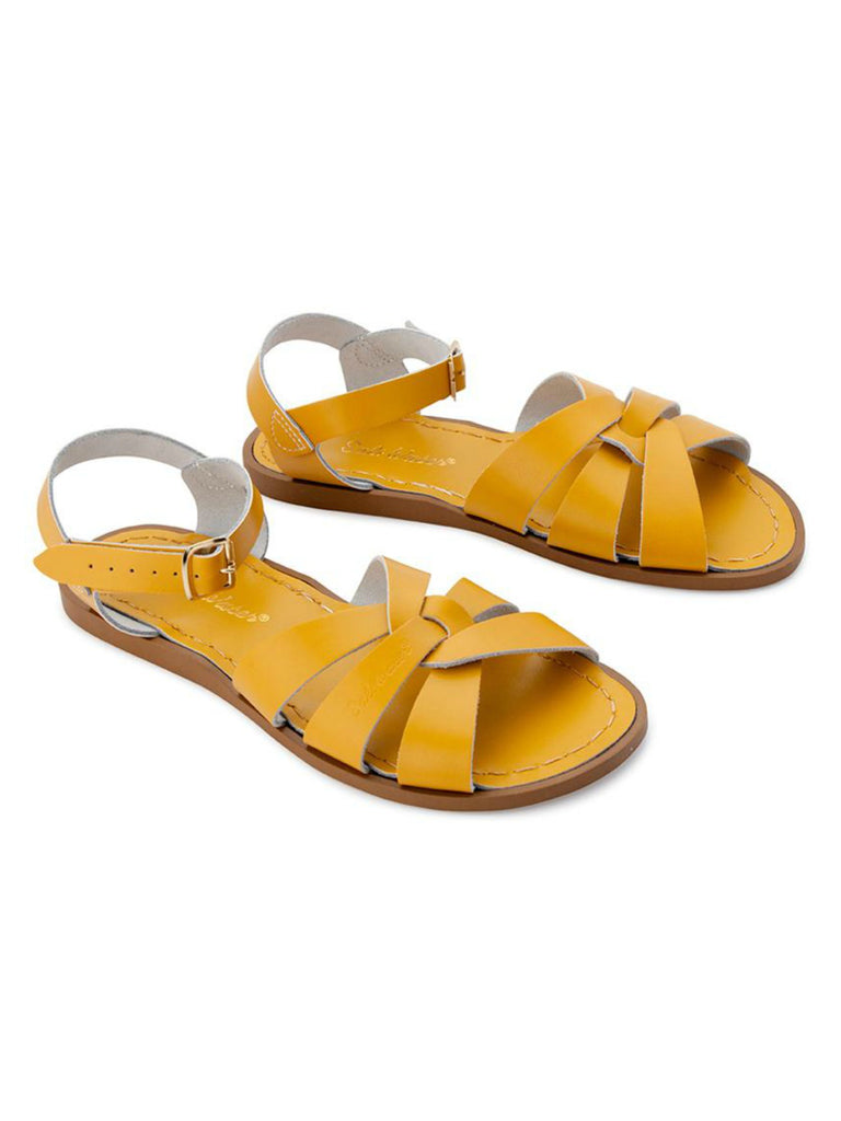 Salt Water Sandals Womens | Original Mustard