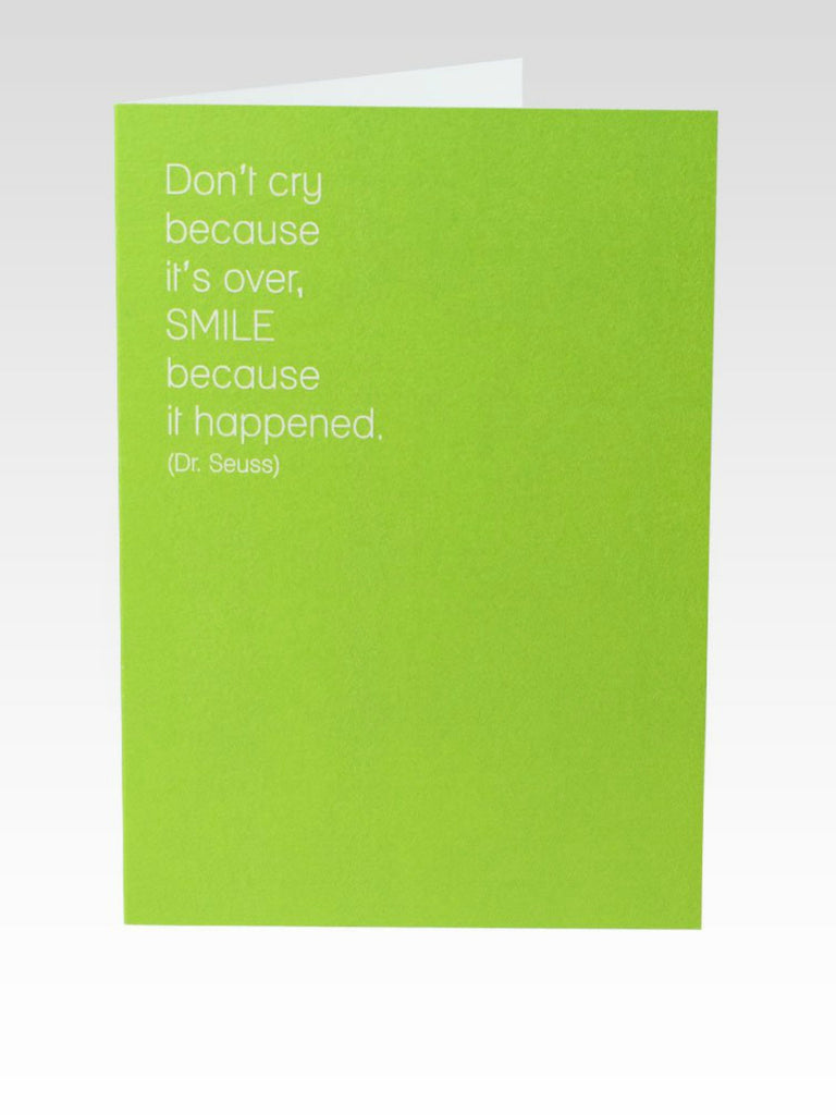 Smile Positivity Card