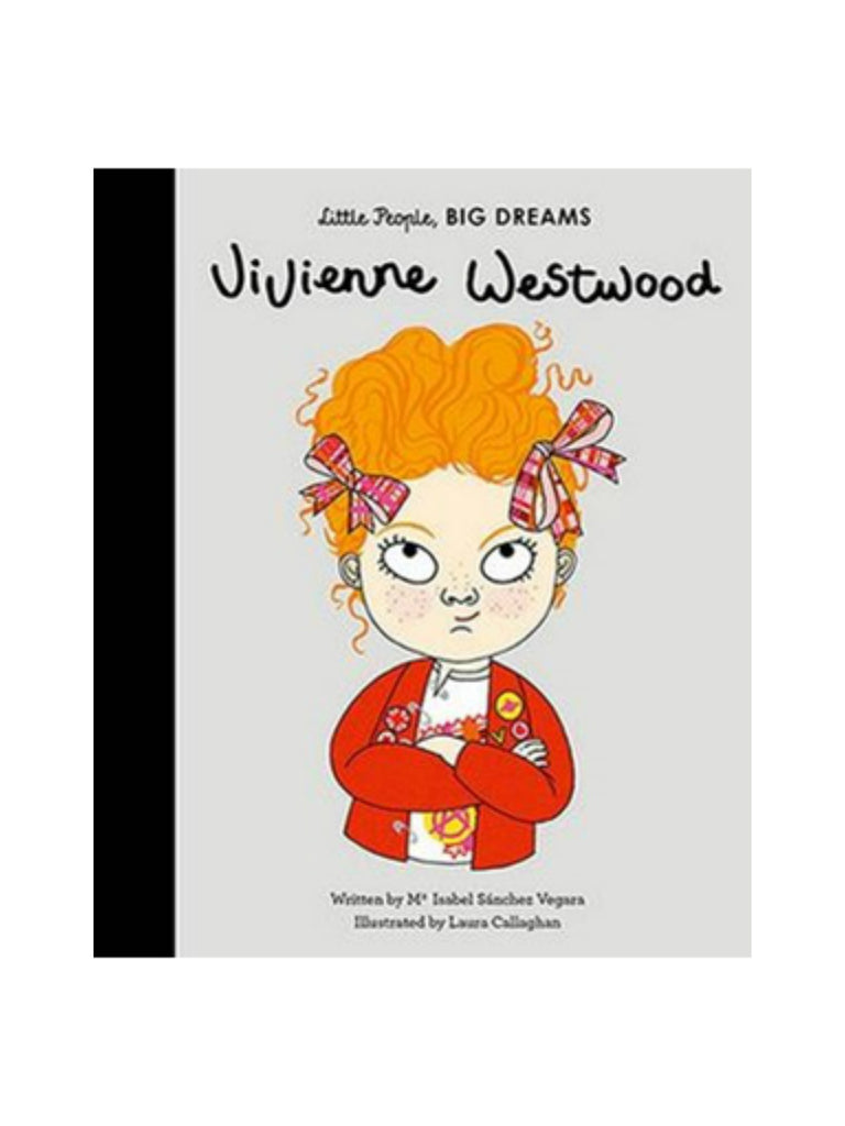 Little People, Big Dreams | Vivienne Westwood