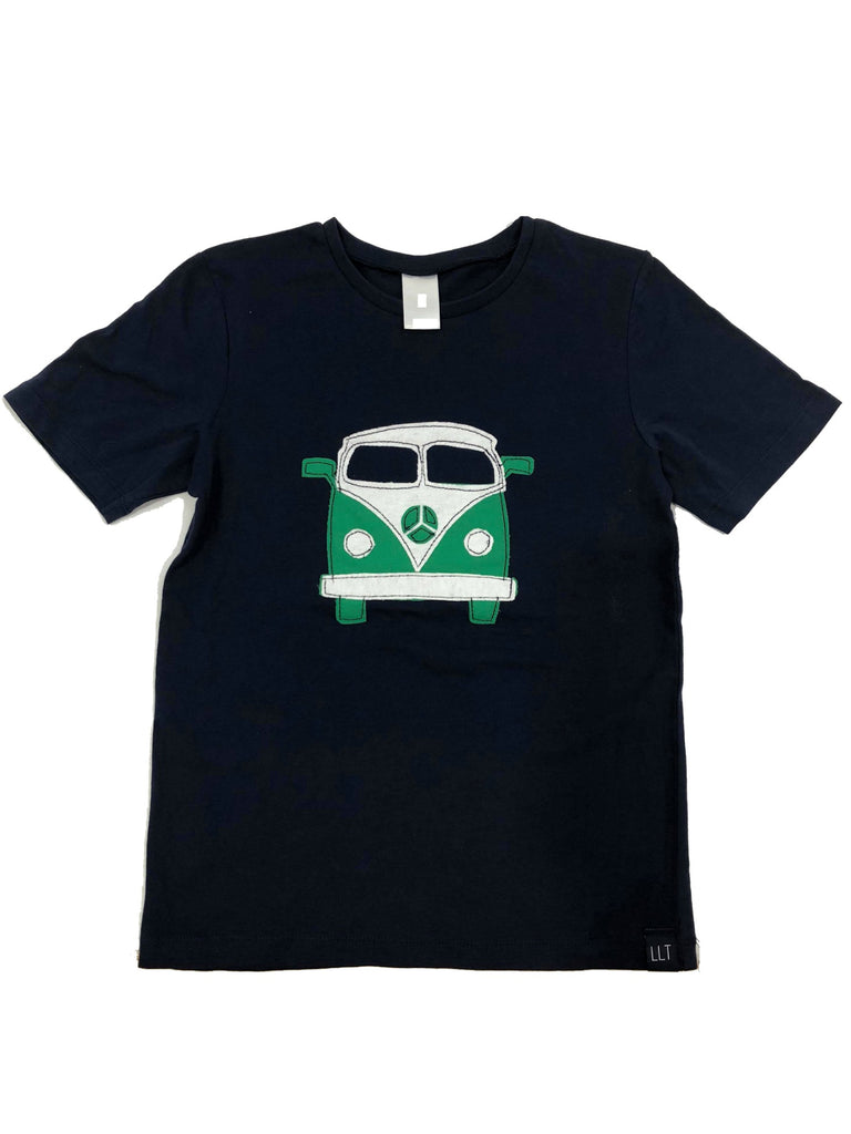 LLT Boys Tee | Kombi Green