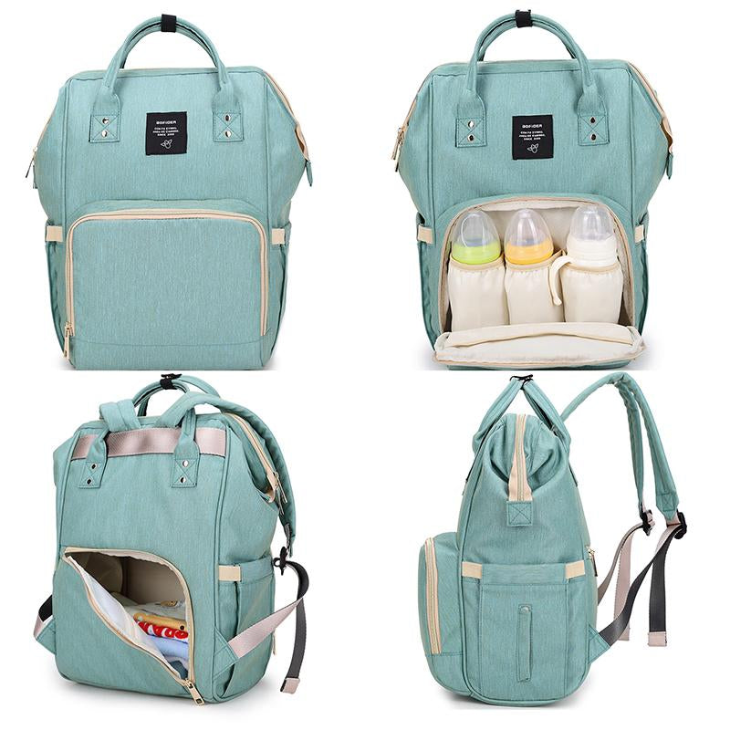 Backpack Nappy Bag | Denim