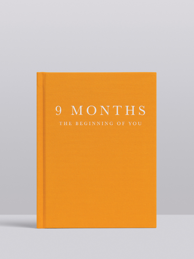 Write to Me 9 Months - The Beginning of You