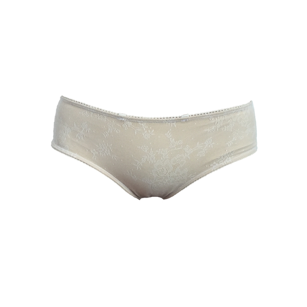 Scarlett Lace Bottom in Blanc