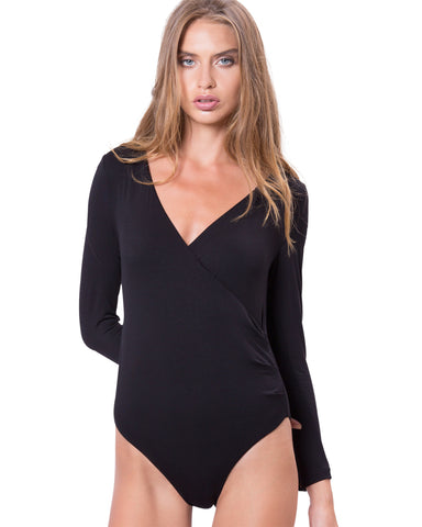 Bed - Stuy Bodysuit Black