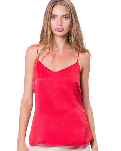 Prince St Cami Red