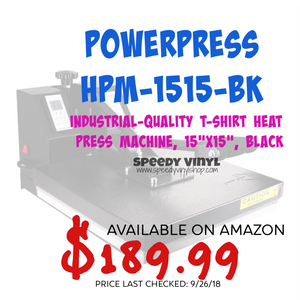 Best Heat Press.... for less $$!!