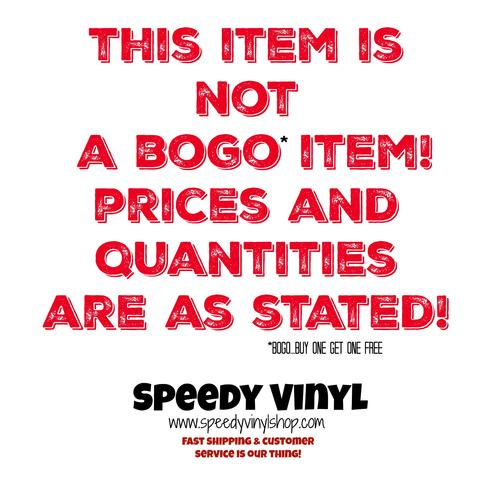 25 Count Random Pack Oracal 651 12x12 Vinyl (NOT BOGO)