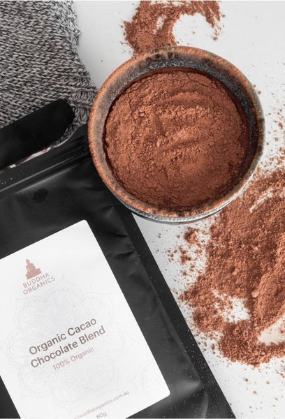 Organic Cacao Chocolate Blend