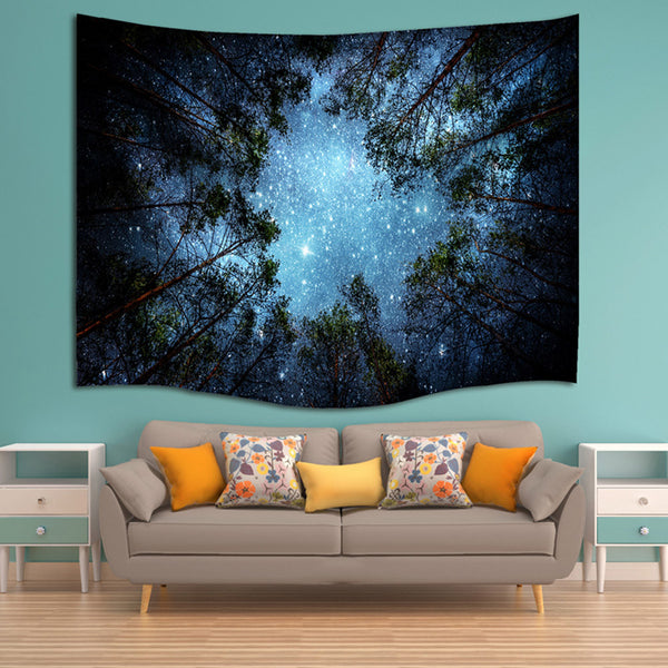 Natural Forest Tapestries