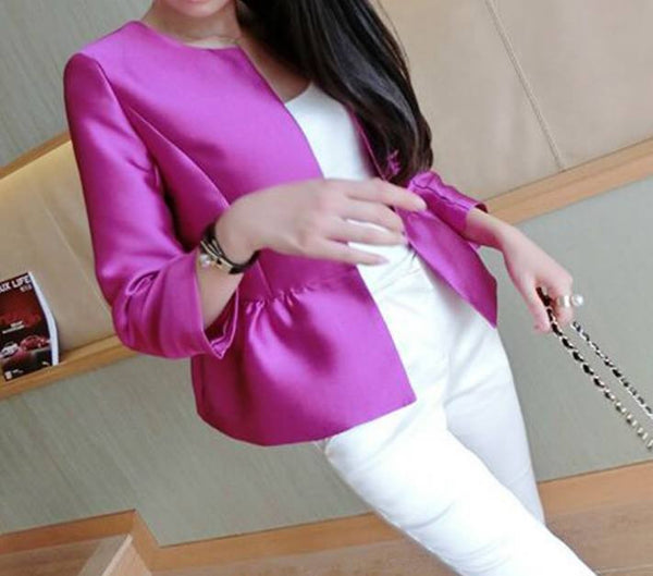 Monrsh Women's Exclusive Formal Blazer CODE:MON181