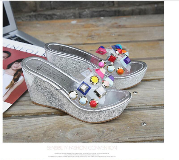 Slippers Ladies Flats Shoes CODE: KAR89