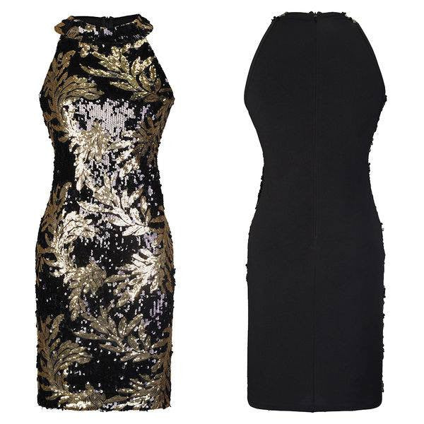 Monrsh Women's Shimmer Dress CODE:MON832