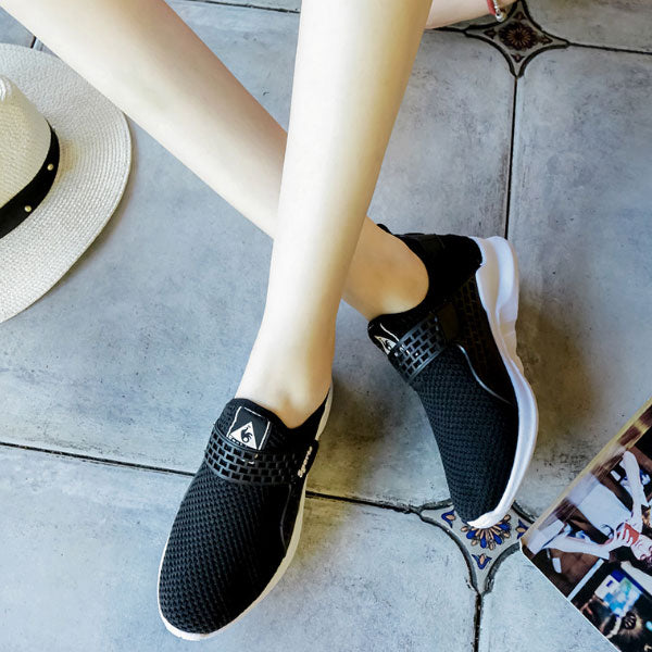 Solid Cloth Sneakers CODE: mon2102