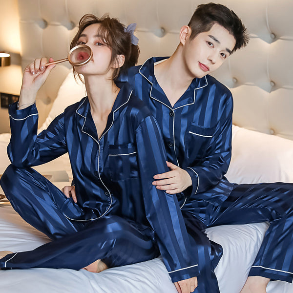 Pajamas Sets Couple Men & Women Sleepwear CODE: KAR913