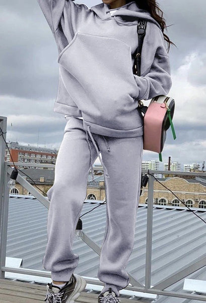 Tracksuit Women Sportswear 2 Pieces Set CODE: KAR786