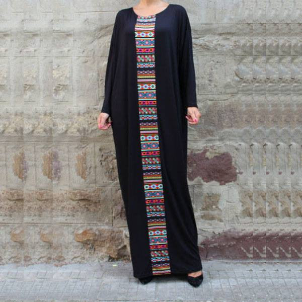 Monrsh Women's OverSized Long Dress CODE:MON2010