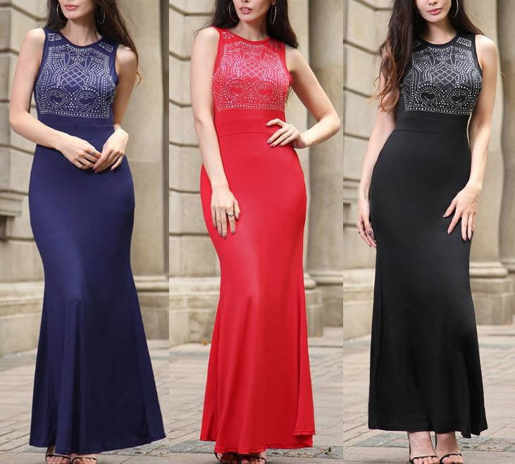 Monrsh Women's Long Maxi Dress CODE:MON829