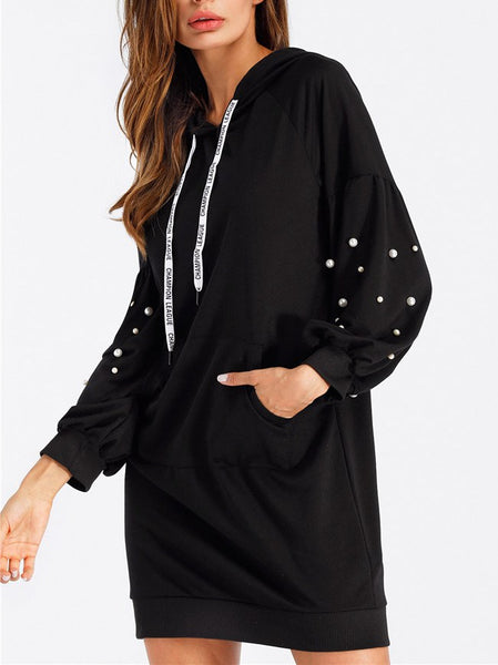 Pullovers Fashion Long Sleeve Dress CODE: mon1373