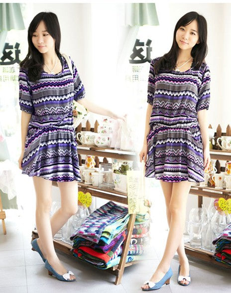 Casual Short Dress CODE: READY298