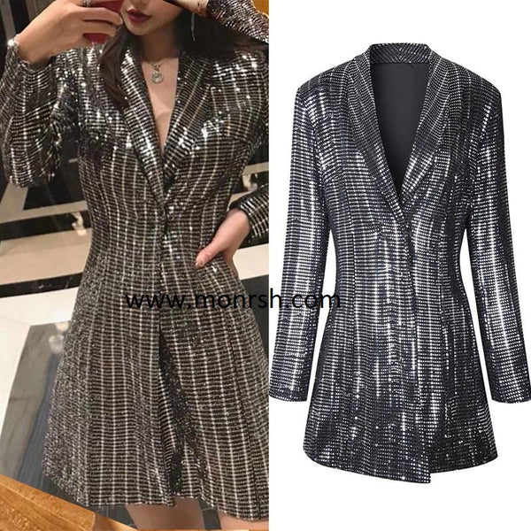 Slimy Shiney Coat dress CODE: READY675