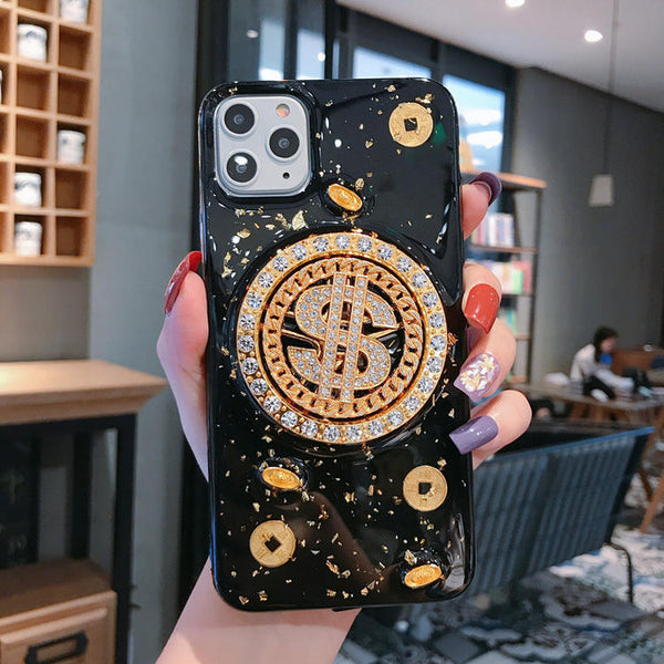 Rotating USD iphone case 11 pro max CODE: READY845