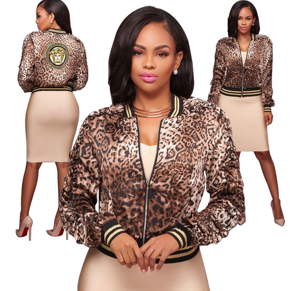 Digital Print Thin Jacket CODE: mon1042
