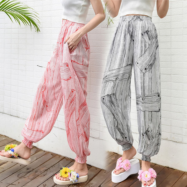 Summer Trousers Pants CODE: mon1046