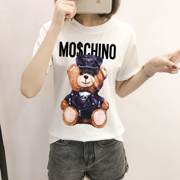 Cartoon Print Tshirt CODE: mon1090