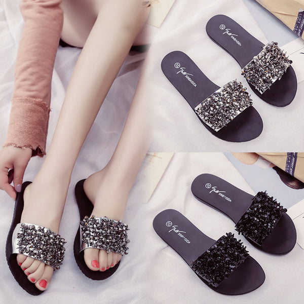 shiny diamond flat  CODE: mon1115