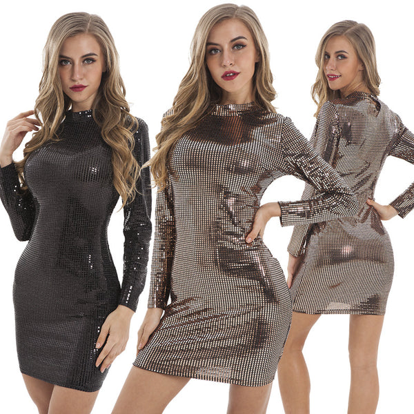 Sexy elegant sequin dress CODE: mon1760