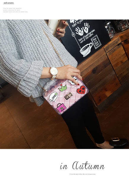 Messenger bag jelly ladies Shoulder bag CODE: mon497