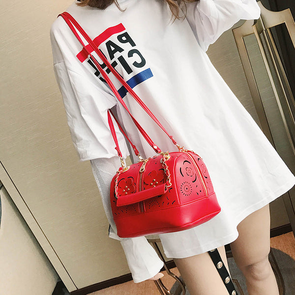 pillow bag handbag  new retro  Messenger bag simple shoulder bag CODE: mon596