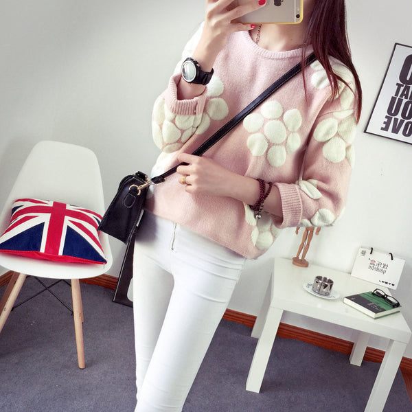 women short section thickening Sweater CODE: mon652