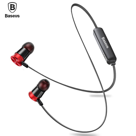 Baseus S07 Bluetooth Earphone with Mic - MyiCases