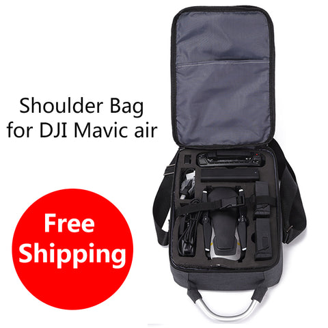 DJI Mavic air Single Shoulder Strap Bag Case Carrying Portable Bag for DJI Mavic air drone accessories case bag - MyiCases