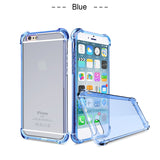 FLOVEME Clear Soft TPU Slim Shockproof Transparent for iPhone X 8 7 6 - MyiCases