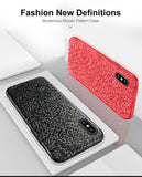 FLOVEME Ultra Thin Mosaic Case For iPhone X 8 7 6 6s Plus - MyiCases