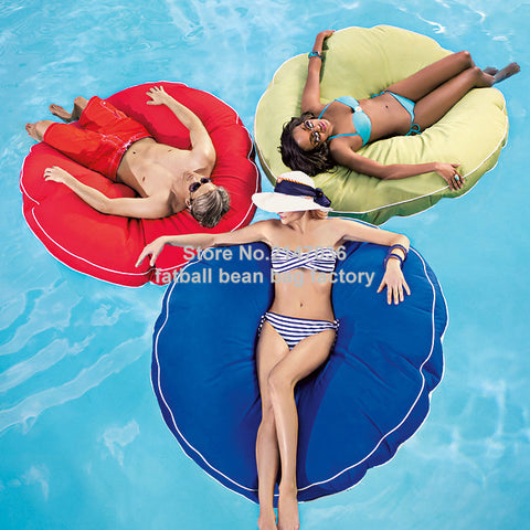 Island design bean bag float chair outdoor round beanbag seat furniture Large cuddle bean cushion set - MyiCases