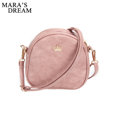 Mara's Dream Small Purse Imperial Crown PU Leather